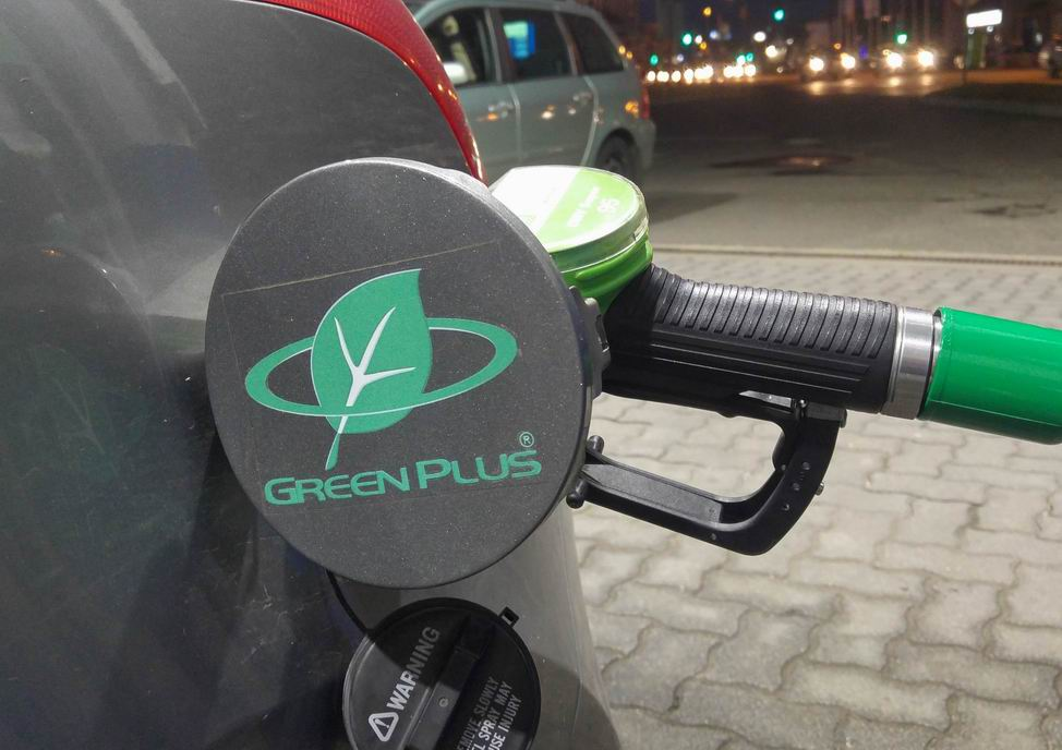 Value of Green Plus Fuels